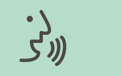 Stimme und Körpersprache