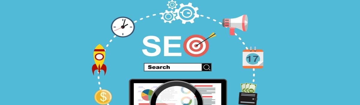 Suchmaschinen-Optimierung (SEO)