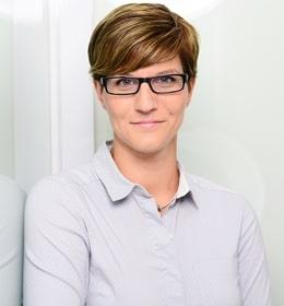Trainerin der E-Learning-Academy: Antje Zierle-Kohlmorgen.